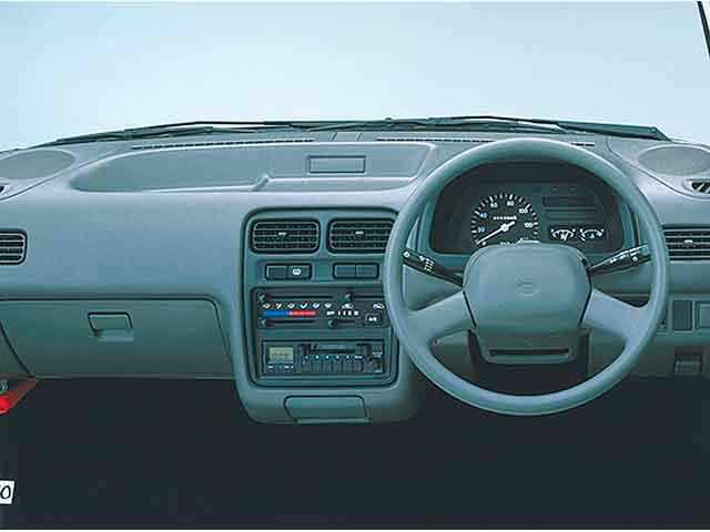スズキ アルト 1997年4月〜モデル