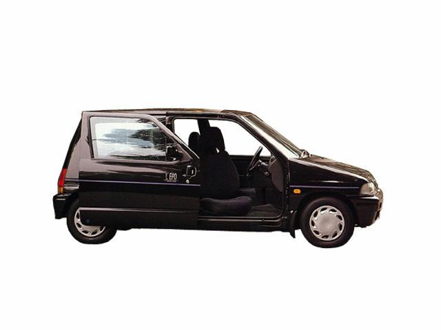 スズキ アルト 1992年10月〜モデル