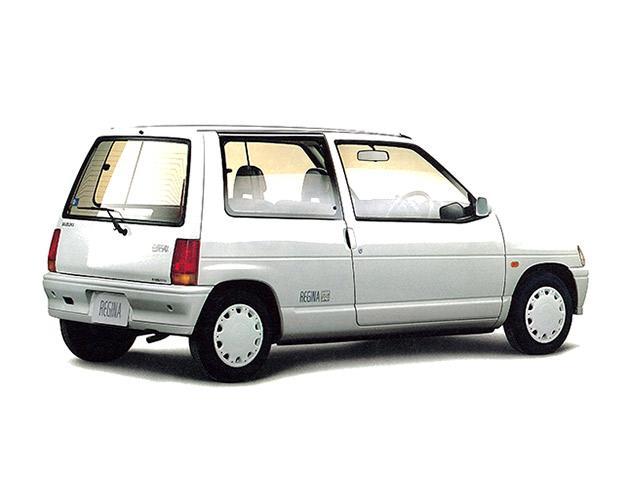 スズキ アルト 1988年9月〜モデル