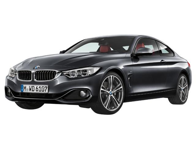BMW 4シリーズクーペ 2016年10月〜モデル
