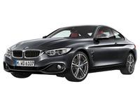 BMW 4シリーズクーペ 2013年9月〜モデルのカタログ画像