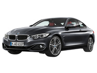 BMW 4シリーズクーペ 2016年4月〜モデルのカタログ画像