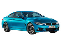 BMW 4シリーズクーペ 2017年5月〜モデルのカタログ画像
