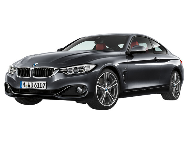 BMW 4シリーズクーペ 2014年11月〜モデル