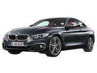 BMW 4シリーズクーペ 2014年11月〜モデルのカタログ画像