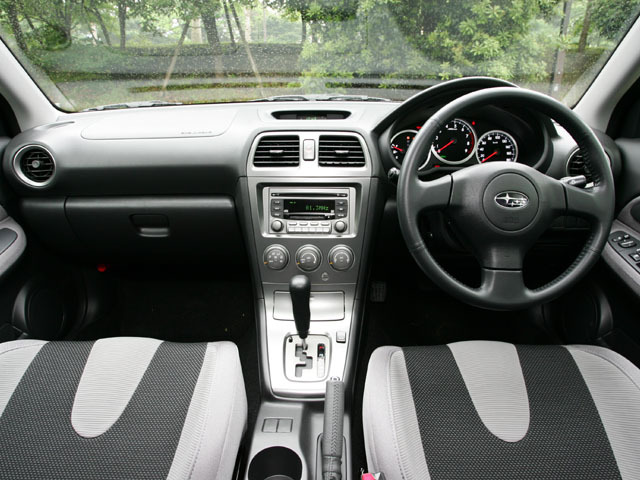 スバル インプレッサスポーツワゴン 新型・現行モデル