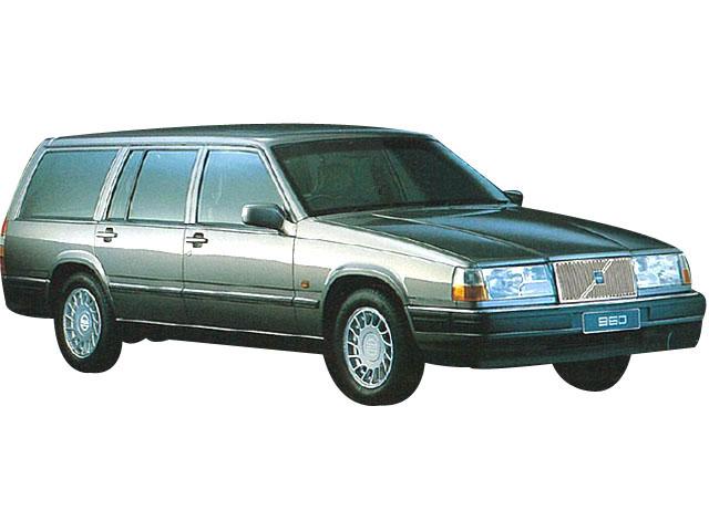 ボルボ 960エステート 新型・現行モデル