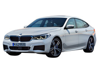 BMW 6シリーズグランツーリスモ 2019年7月〜モデルのカタログ画像