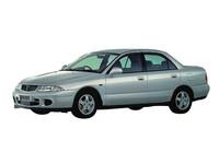 三菱 カリスマ 1996年10月〜モデルのカタログ画像
