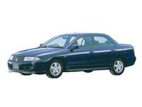 三菱 カリスマ 1997年10月〜モデルのカタログ画像