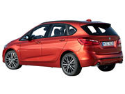 BMW 2シリーズアクティブツアラー 新型・現行モデル