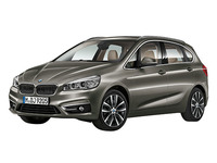 BMW 2シリーズアクティブツアラー 2014年10月〜モデルのカタログ画像