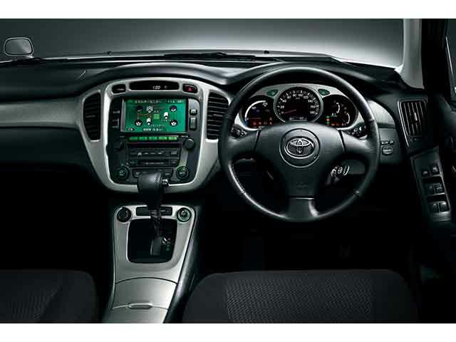 トヨタ クルーガーハイブリッド 新型・現行モデル