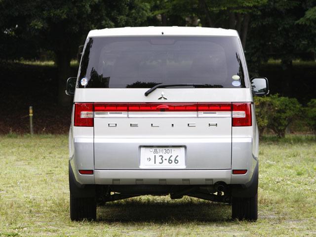 三菱 デリカD:5 新型・現行モデル