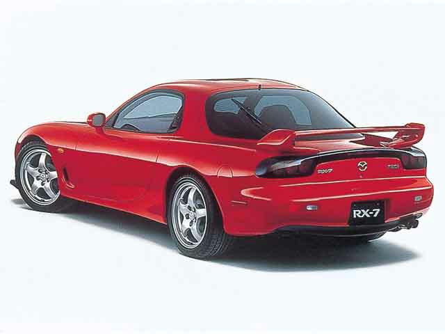 マツダ RX-7 2000年10月〜モデル