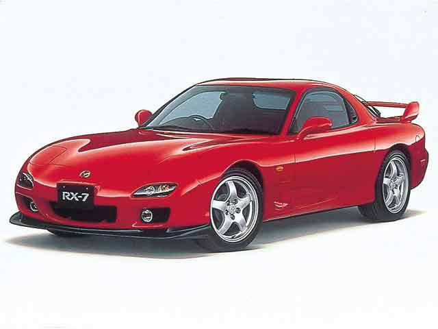 マツダ RX-7 新型・現行モデル