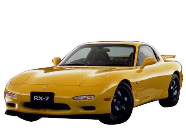 マツダ RX-7 1997年10月〜モデル