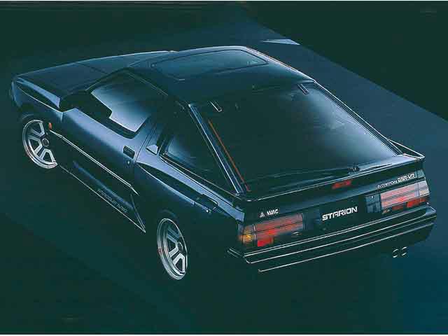 三菱 スタリオン 新型・現行モデル