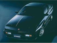 三菱 スタリオン 1988年4月〜モデルのカタログ画像