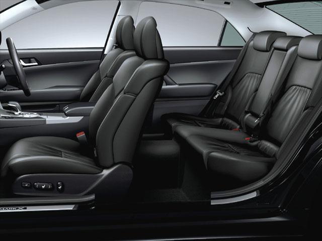 トヨタ マークX 新型・現行モデル