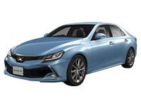 トヨタ マークX 2019年10月〜モデルのカタログ画像