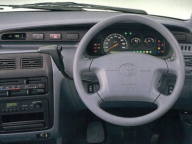 トヨタ ライトエースノアバン 新型・現行モデル
