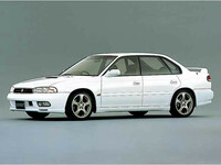 スバル レガシィセダン 1996年8月〜モデルのカタログ画像