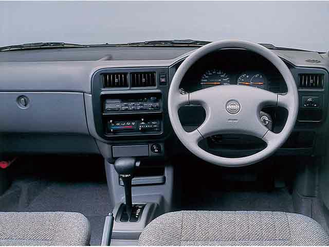 日産 ADバン 1992年6月〜モデル
