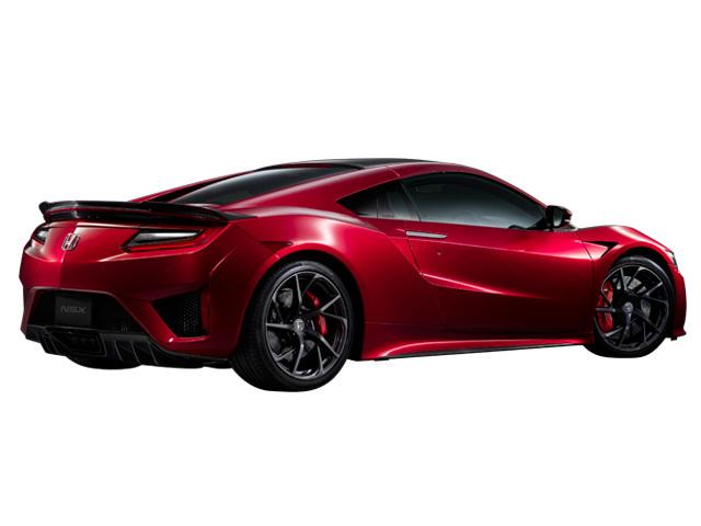 ホンダ NSX 新型・現行モデル