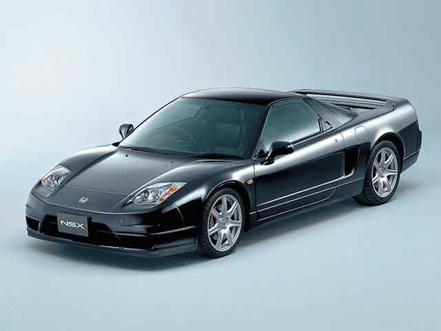 ホンダ NSX 2001年12月〜モデル