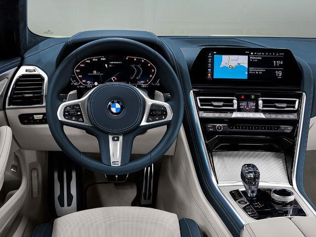 BMW 8シリーズグランクーペ 新型・現行モデル