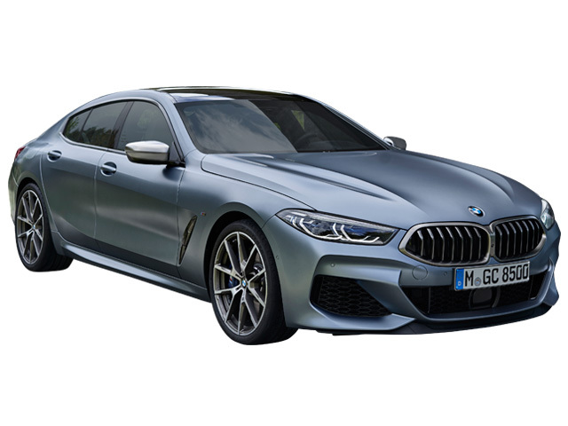 BMW 8シリーズグランクーペ