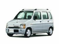スズキ ワゴンR 1996年8月〜モデルのカタログ画像