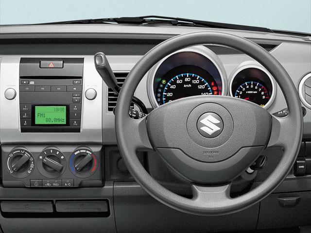 スズキ ワゴンR 2007年5月〜モデル
