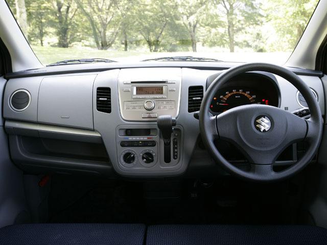 スズキ ワゴンR 2010年8月〜モデル