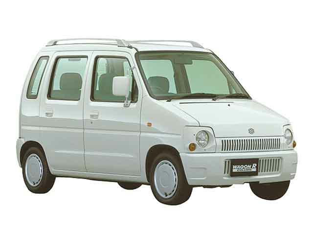 スズキ ワゴンR 1997年4月〜モデル