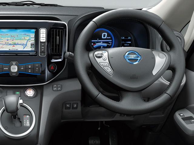 日産 e-NV200 新型・現行モデル