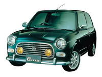ダイハツ ミラジーノ 2001年10月〜モデルのカタログ画像