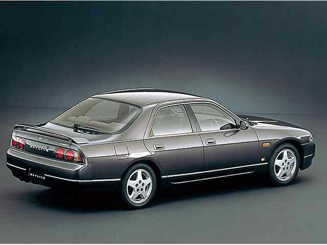 日産 スカイライン 1995年1月〜モデル