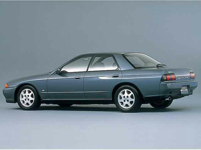 日産 スカイライン 1991年8月〜モデル