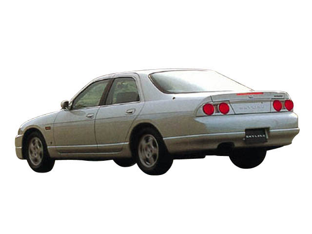 日産 スカイライン 1996年1月〜モデル