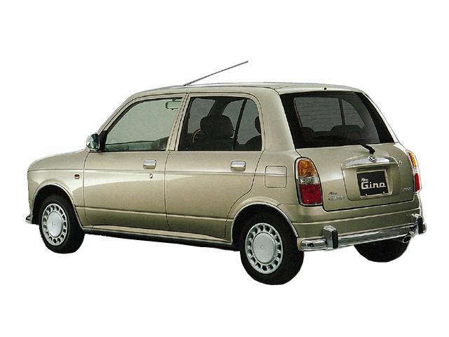 ダイハツ ミラジーノ1000 新型・現行モデル