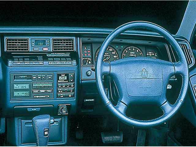 トヨタ クラウンセダン 1989年8月〜モデル