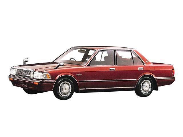 トヨタ クラウンセダン 1987年9月〜モデル