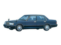 トヨタ クラウンセダン 1991年10月〜モデルのカタログ画像