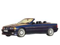 BMWアルピナ B3カブリオ 1993年9月〜モデルのカタログ画像