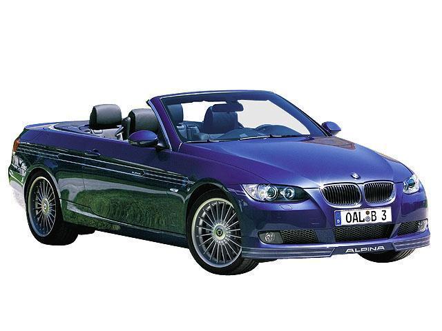 BMWアルピナ B3カブリオ 新型・現行モデル