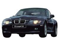 BMW Z3クーペ 1998年10月〜モデルのカタログ画像