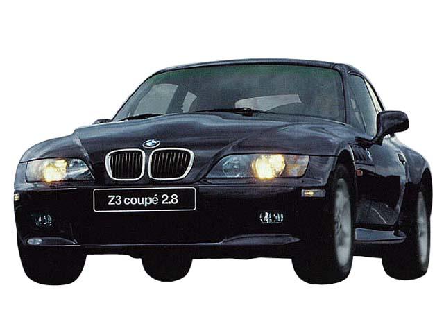 BMW Z3クーペ 新型モデル