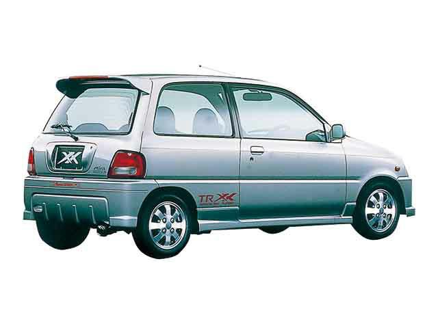 ダイハツ ミラ 1997年5月〜モデル